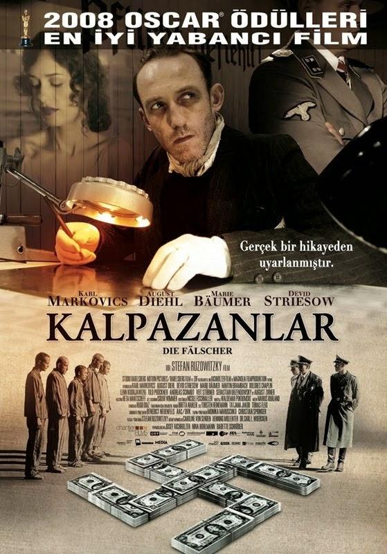 2008 oscar en iyi yabanci film odulu the counterfeiters die fälscher kalpazanlar