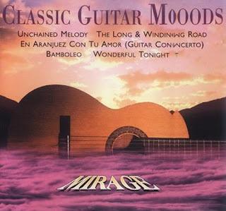 Mirage – Classic Guitar Moods