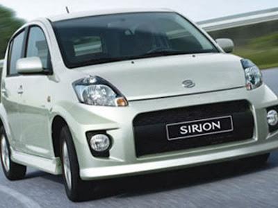 Cabin Air Filter - Filter AC Daihatsu Sirion