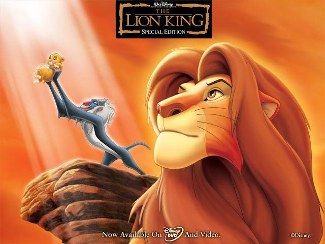 The Lion king 1 สิงโตเจ้าป่า