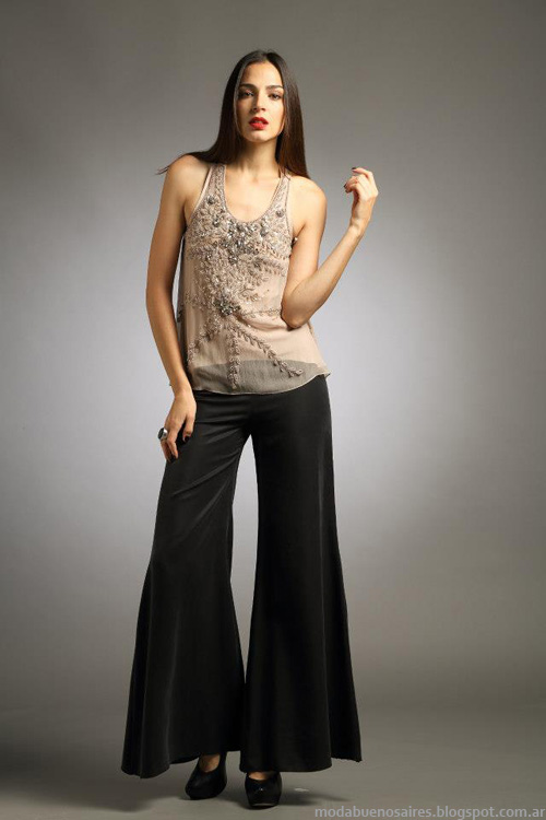 Sathya otoño invierno 2013 moda.
