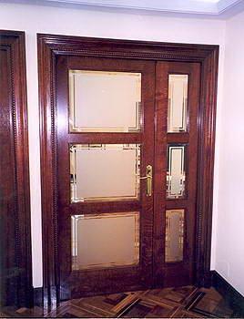 Fotos y dise os de puertas puertas de aluminio exterior - Puertas de aluminio de exterior ...