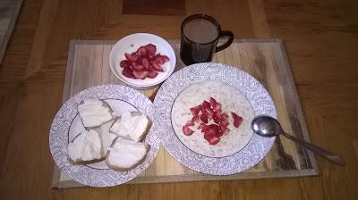 завтрак для семьи
