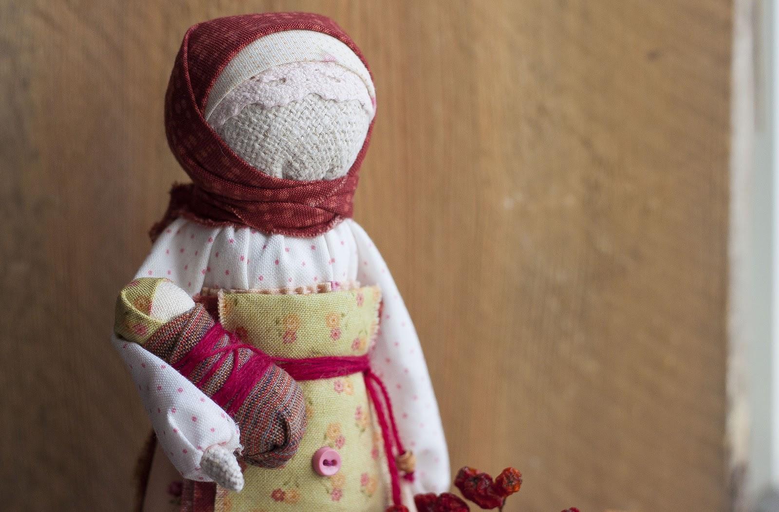 Кукла оберег своими руками мастер класс в русском 974