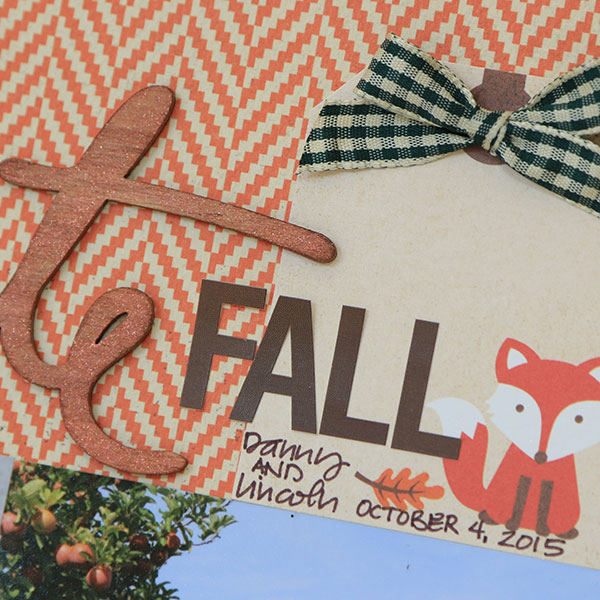 My Creative Scrapbook November Main Kit Sneak Peek by Juliana Michaels