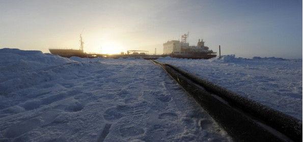 Pangkalan Militer Raksasa Rusia di Arktik Hampir Rampung