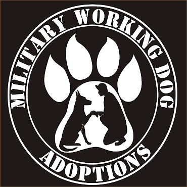 Military Working Dog Adoptions