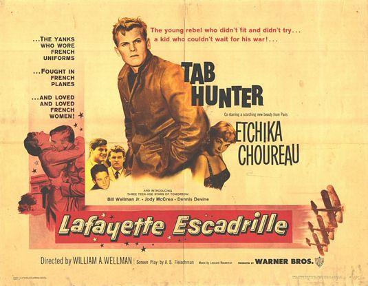 """Lafayette Escadrille"" (1958)"