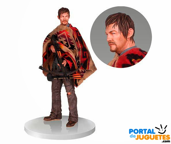 Figura Daryl Dixon The Walking Dead