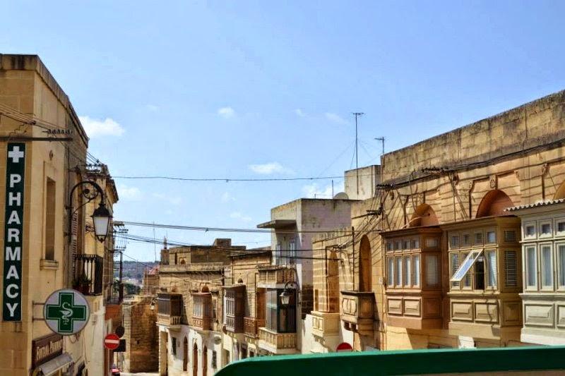 Malta come muoversi