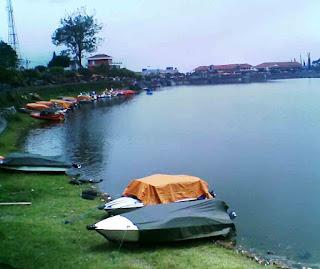 View Of Lake Sarangan