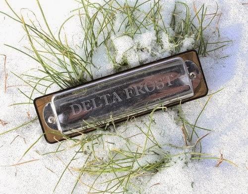Bushman Delta Frost Harps!
