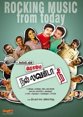 Watch Rombha Nallavan Da Nee (2015) DVDScr Tamil Full Movie Watch Online Free Download