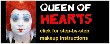 Create The Queen of Hearts