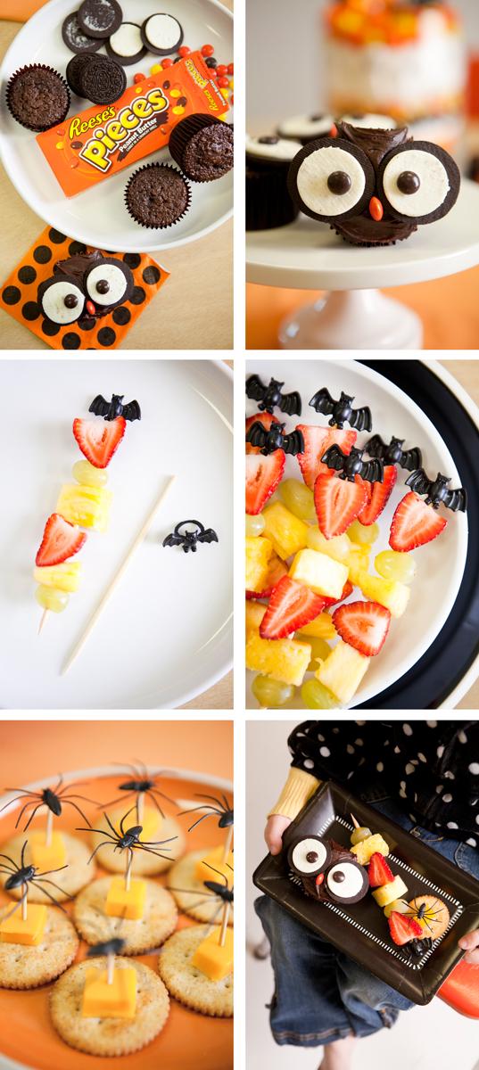 Classroom Birthday Party Treat Ideas ~ Poppies at play halloween party treat ideas
