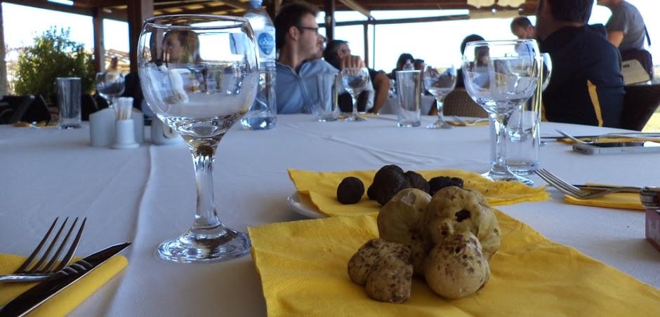 Τρούφες από την Πιερία