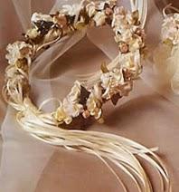 Coronas, Niña de las Flores, Bodas