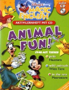 Magic English Disney - Animal Fun!
