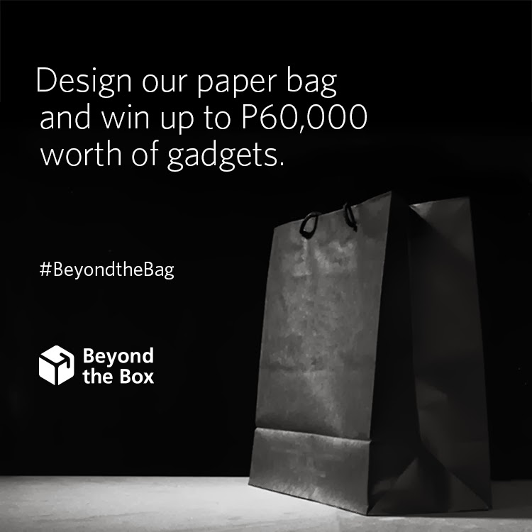 Beyond the Box Beyond the Bag Design Contest