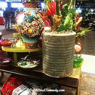 regional style in retail displays