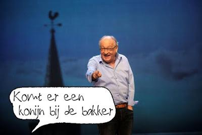 Youp van 't Hek Komt Een Konijn Bij De Bakker