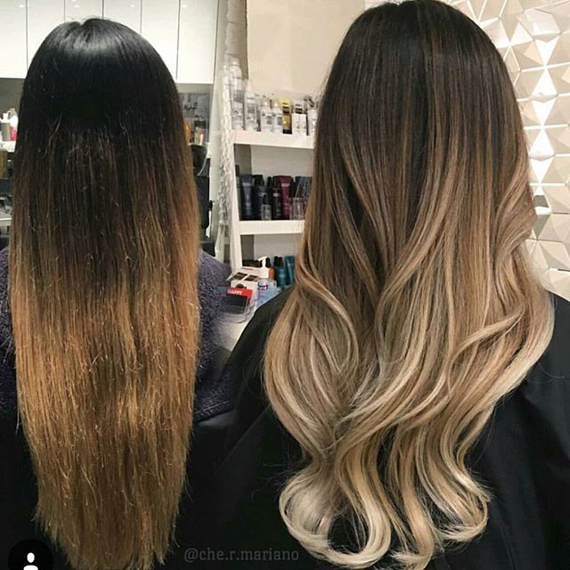 What you may want to know the 9 hottest hair trends of for Fluid hair painting