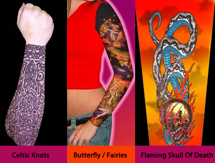 flower tattoo sleeve. hot Tattoo Sleeve Designs for