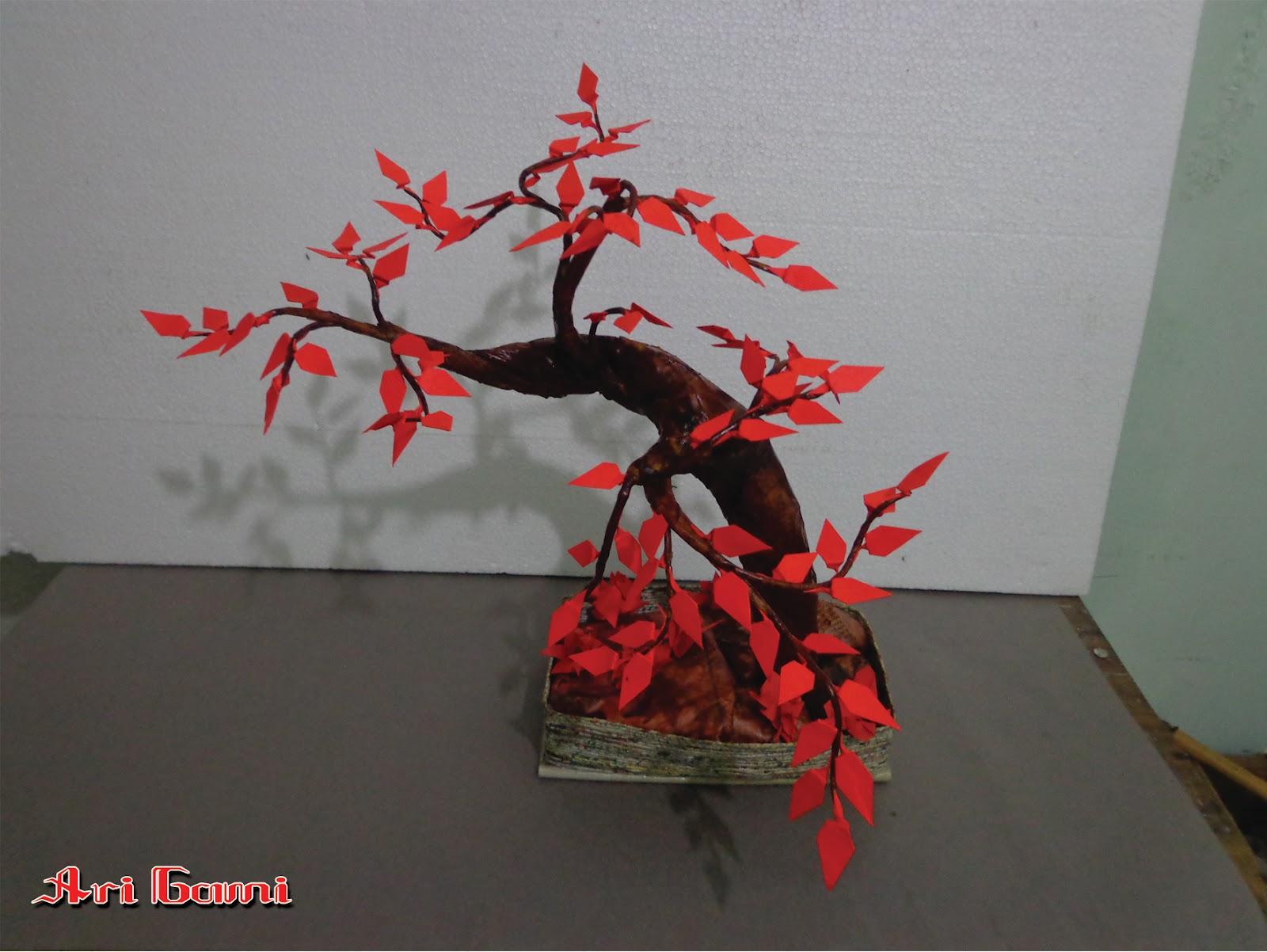 blog ully80 origami bonsai