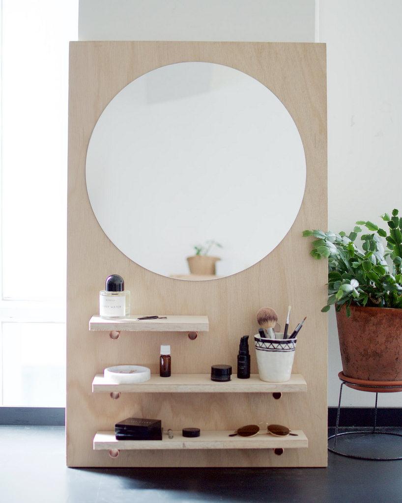 Petitecandela blog de decoraci n diy dise o y muchas for Tocador de madera maciza