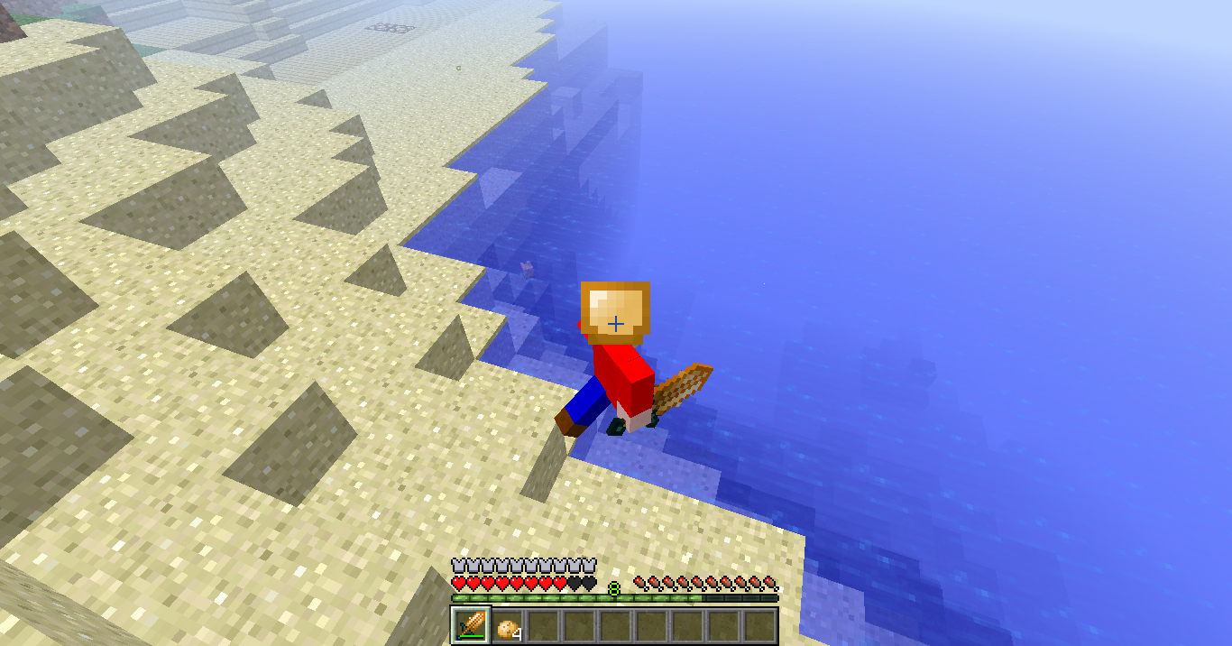 how to get a poisonous potato in minecraft