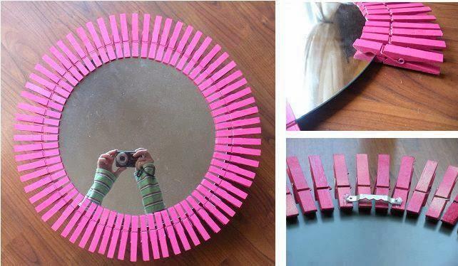 Specchio a forma di sole la casa delle idee - Specchio a forma di sole ...
