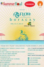 Flow:SurfYogaSamba Boracay Retreat
