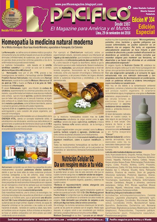 Revista Pacífico Nº 304 Edición Especial