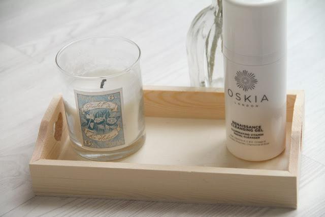 Oskia Renaissance cleansing gel