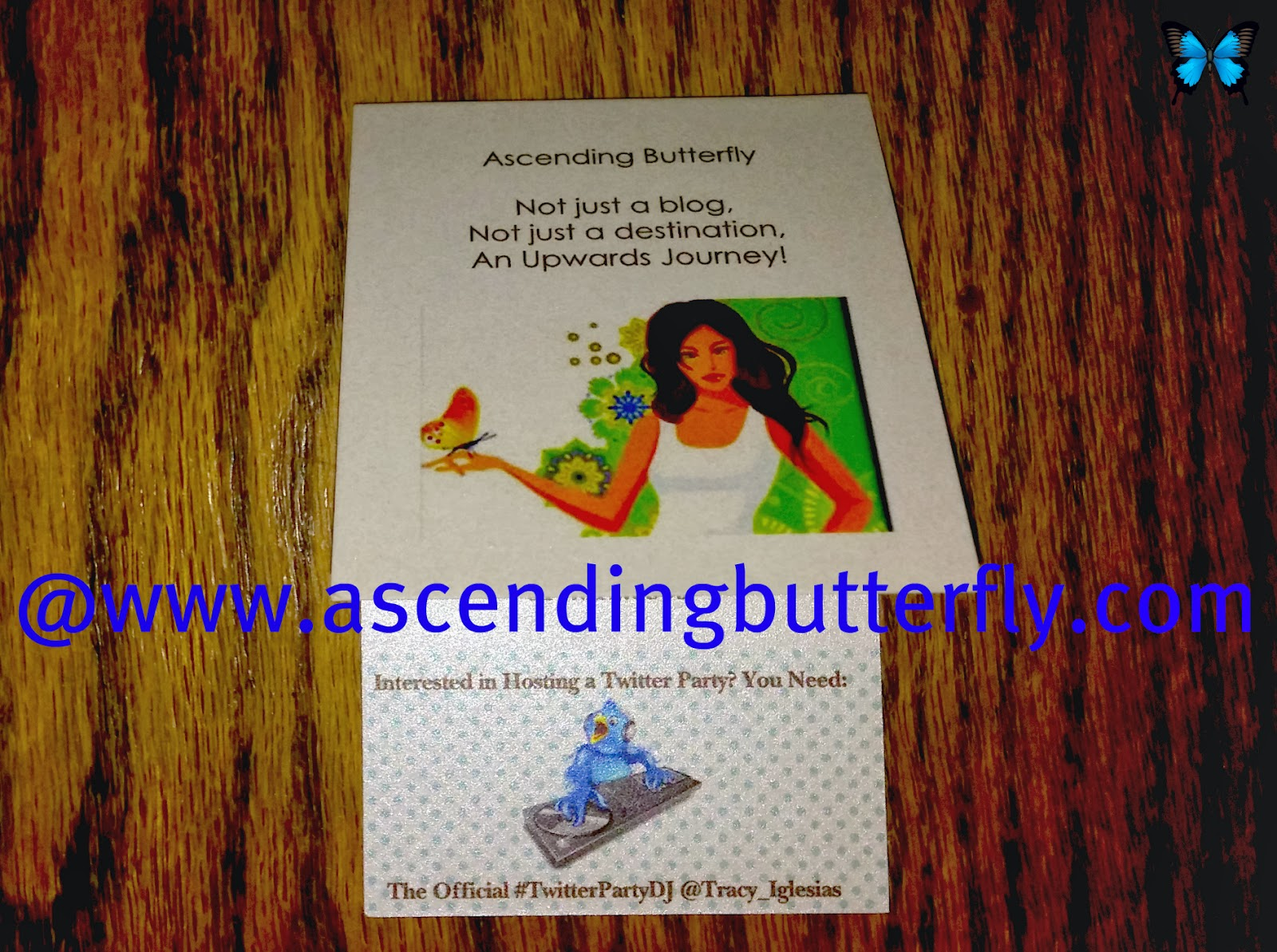 Ascending Butterfly: June 2016