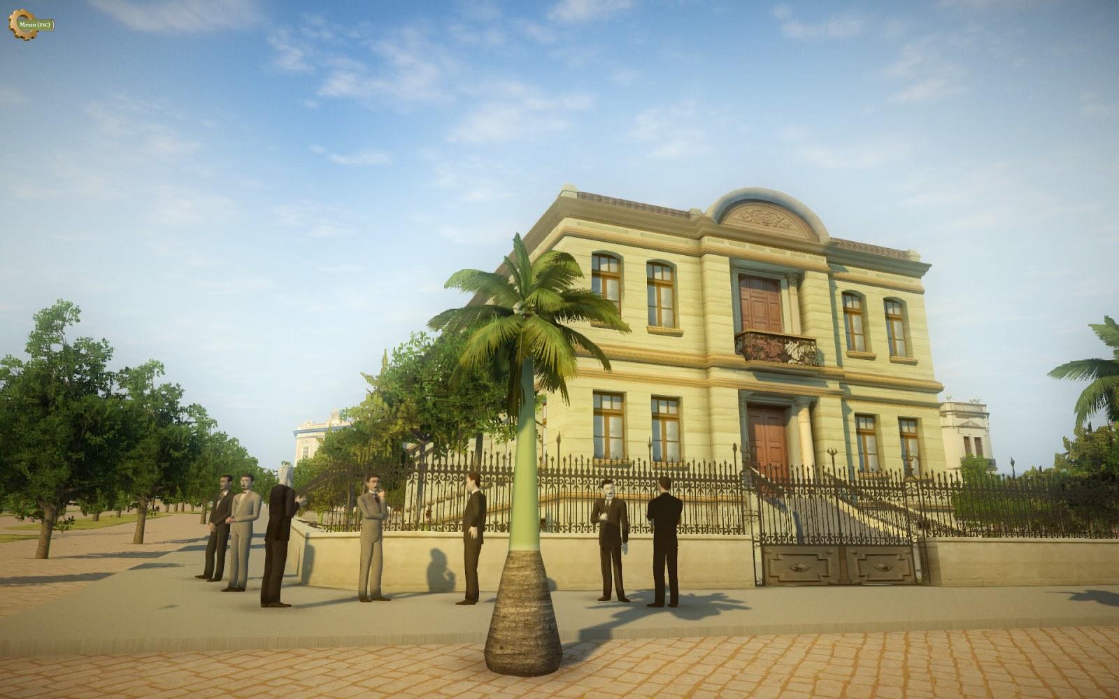 Lançamos o Passeio Virtual Belo Horizonte 1911