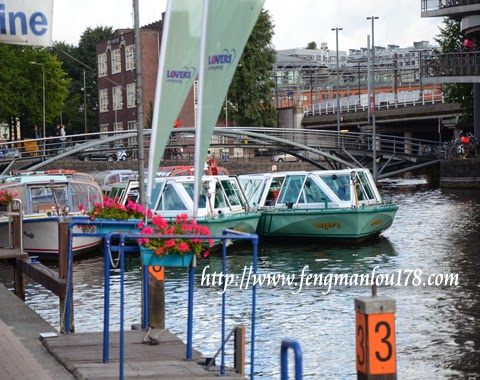 阿姆斯特丹游船河