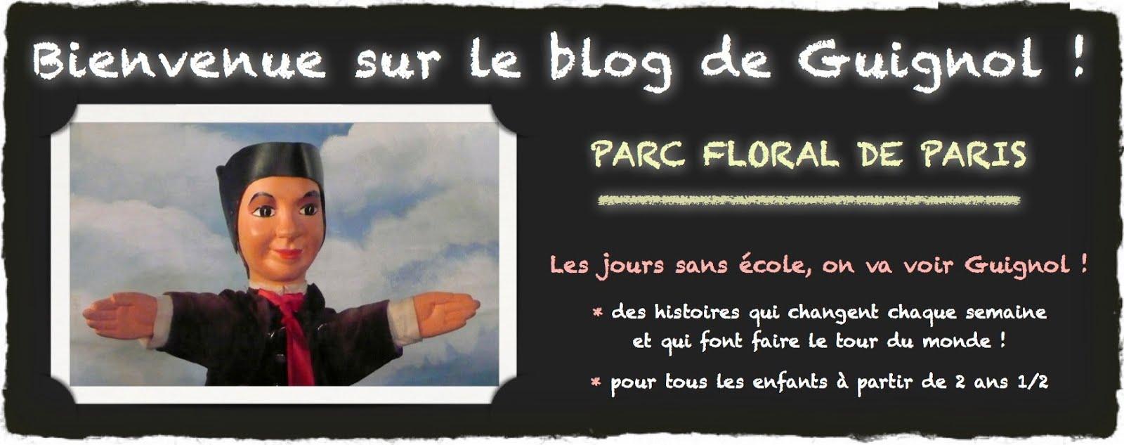 Guignol du Parc Floral de Paris
