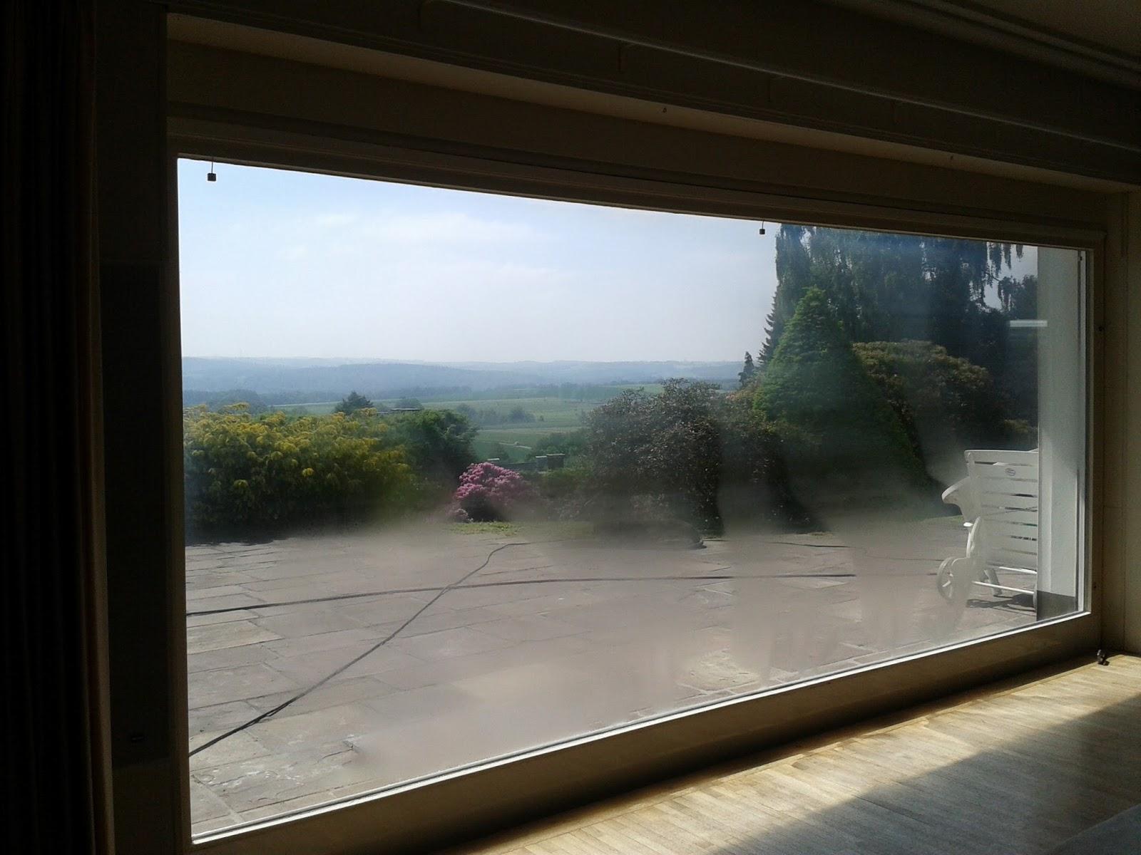 Isolierglassanierung bei blinden fensterscheiben - Fensterscheiben morgens nass ...