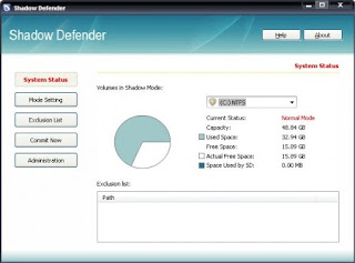 Download Free Shadow Defender 1.3.0.454 For Windows x86,x64