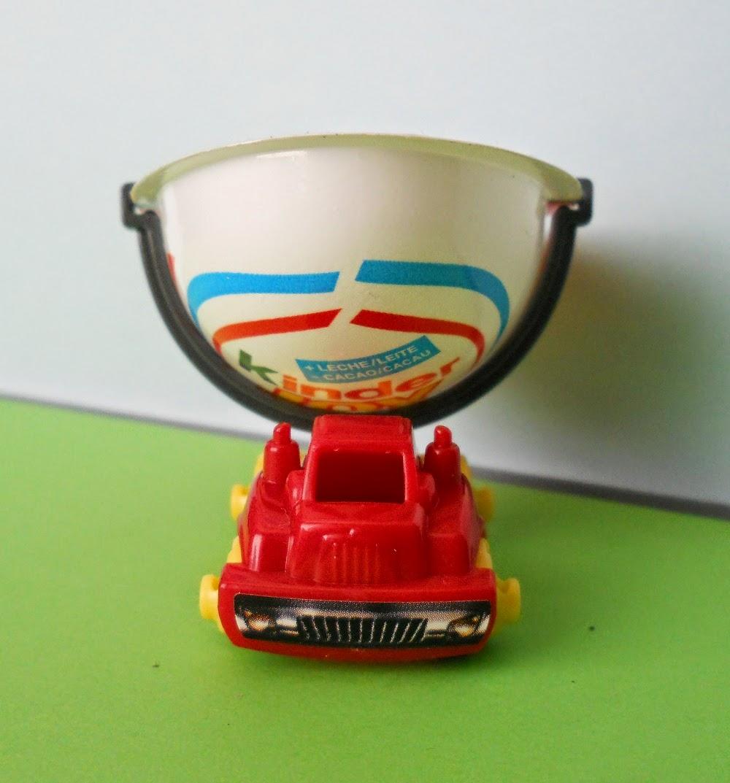 camión en miniatura