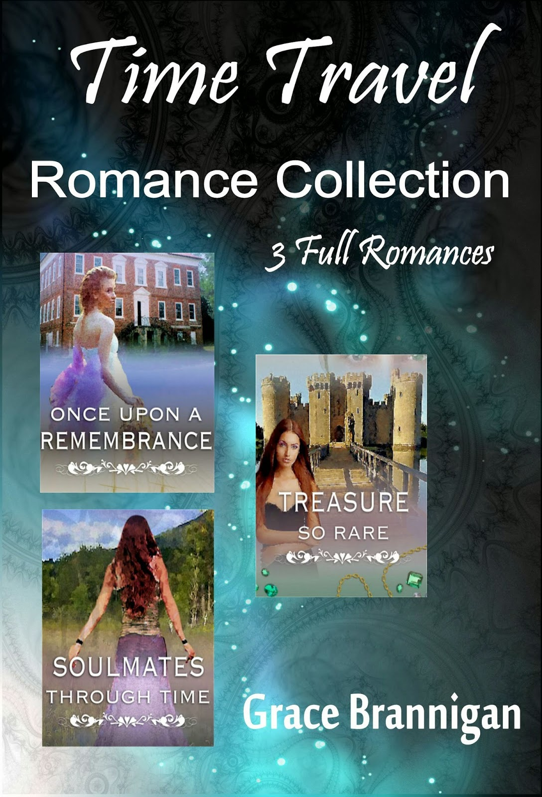 Time Travel Romance Collection by Grace Brannigan