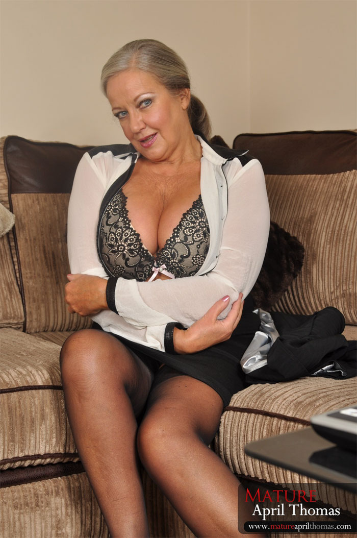 All clear, 60 plus milf april thomas opinion you