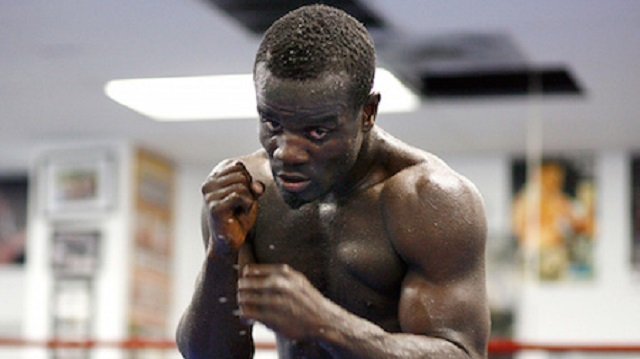 Clottey fears for his boxing career after trainer's death