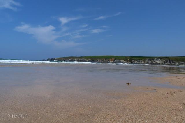Playa de Serantes - Tapia de Casariego - Asturias