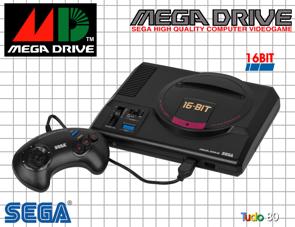 Mega Drive JP