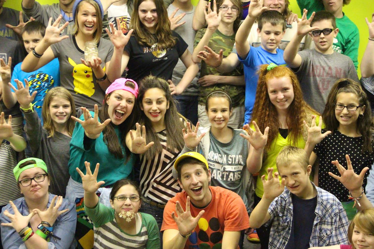 The Young Life Leader Blog Wyldlife Wednesday 65 Contact