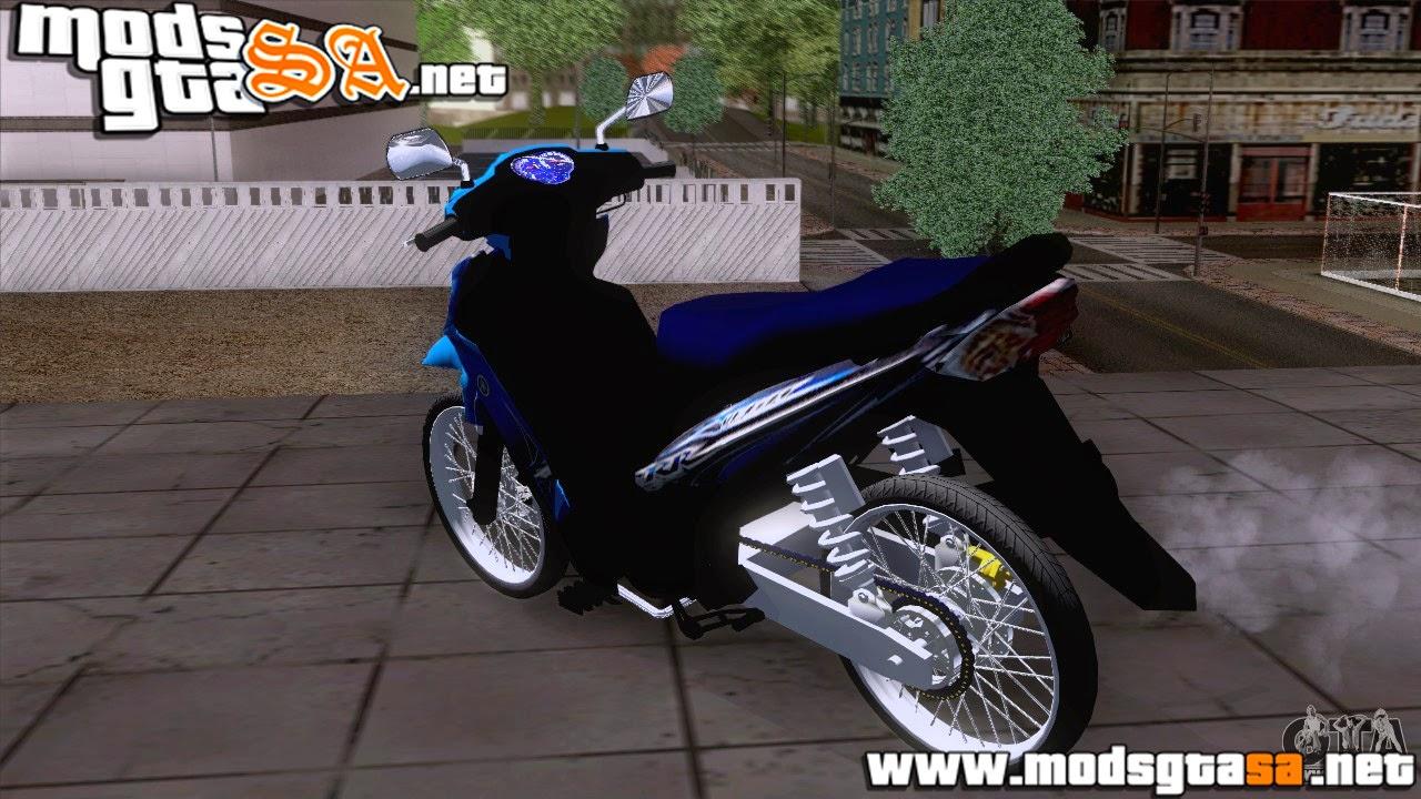 SA - Yamaha Vega RR