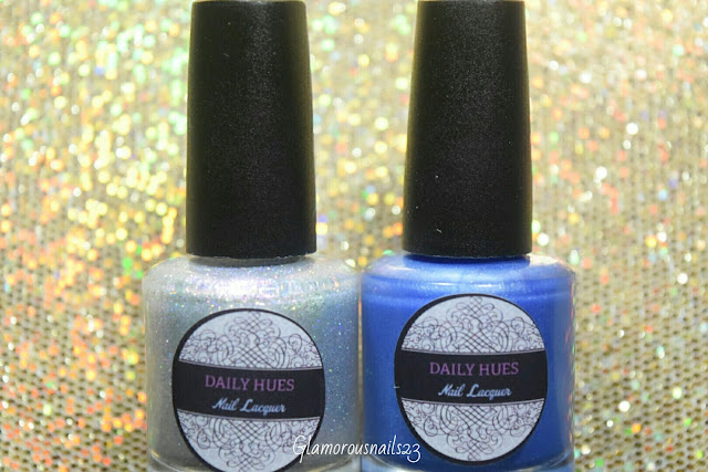 Daily Hues Nail Lacquer May-June Bi-Monthly Box Duo
