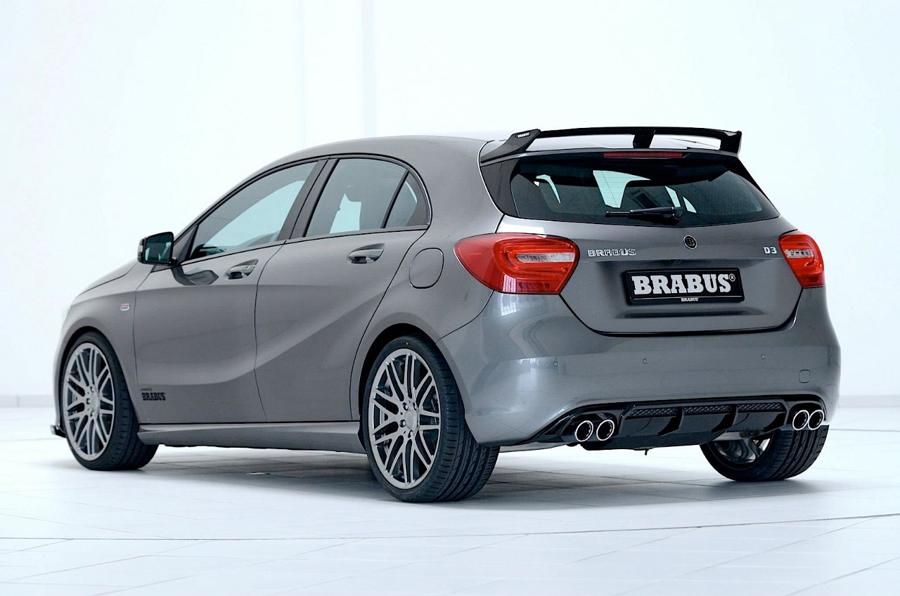 davide458italia mercedes benz a 220 cdi by brabus. Black Bedroom Furniture Sets. Home Design Ideas